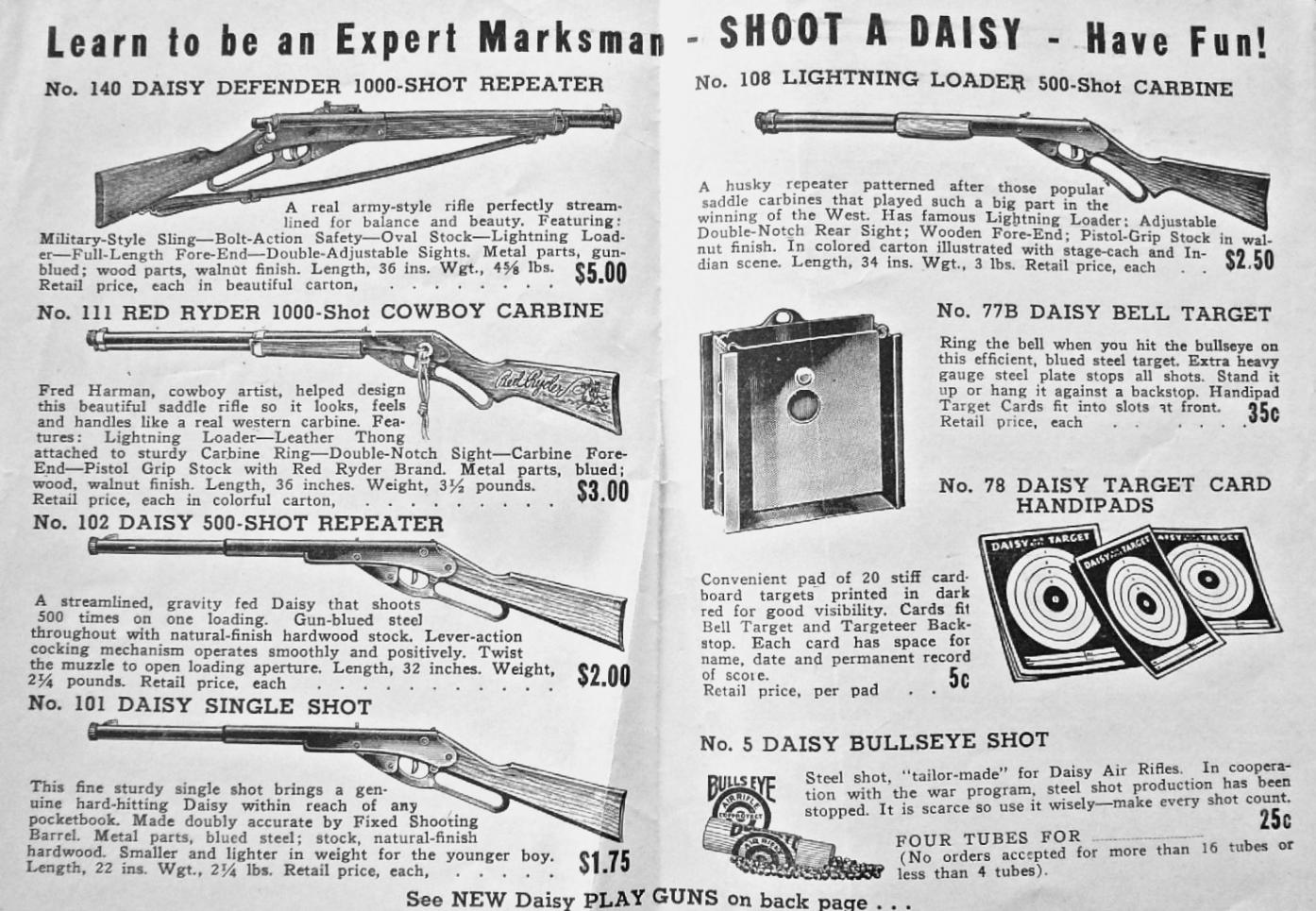 Captivating Daisy Red Ryder Parts Diagram Gallery - Best Image Wire ...