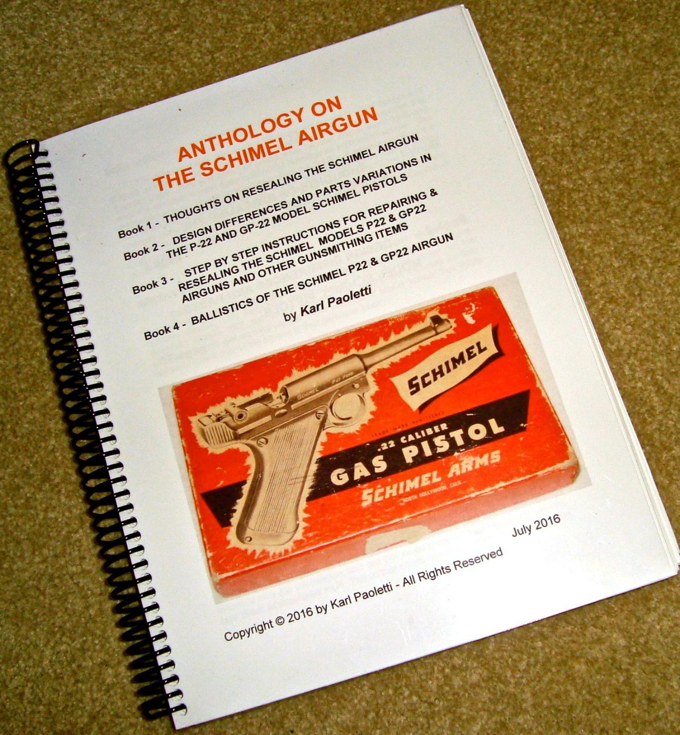 Trev's Airgun Scrapbook