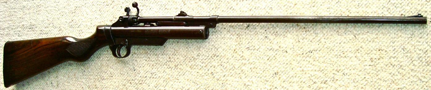 Dating a webley service air rifle