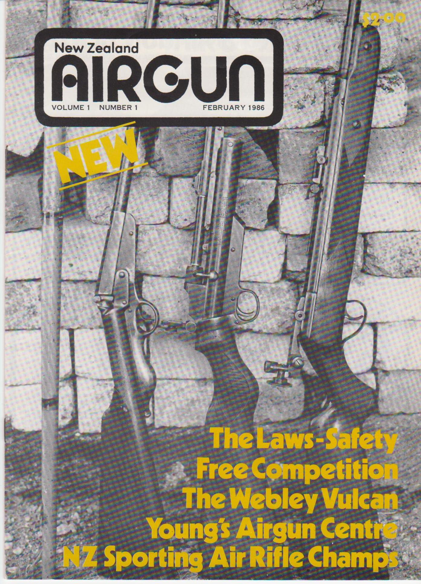 Trev's Airgun Scrapbook